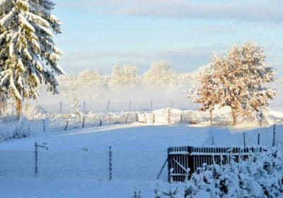 Jak zima, to tylko na wsi
